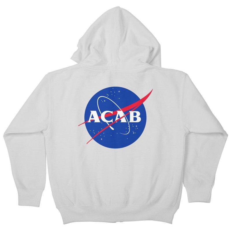 ACAB Meatball Kids Zip-Up Hoody by e l i z a