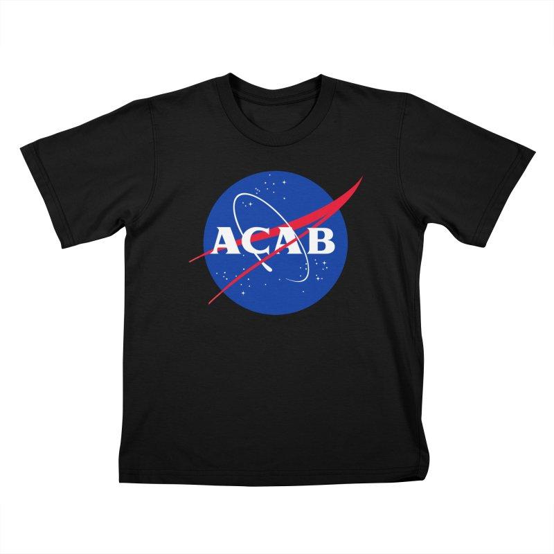 ACAB Meatball Kids T-Shirt by e l i z a