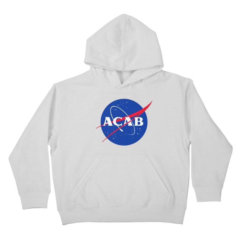 ACAB Meatball Kids Pullover Hoody by e l i z a