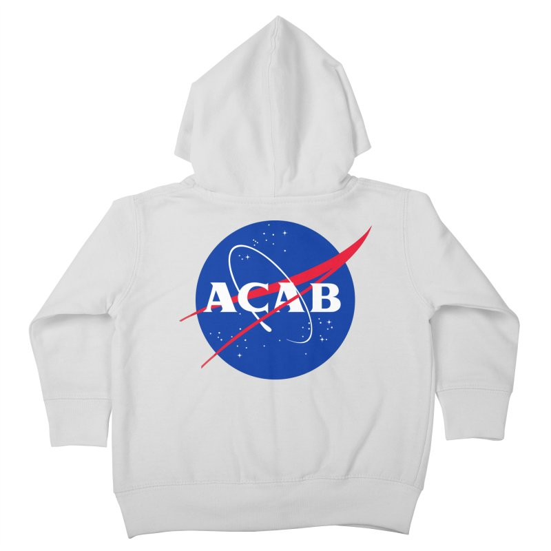 ACAB Meatball Kids Toddler Zip-Up Hoody by e l i z a