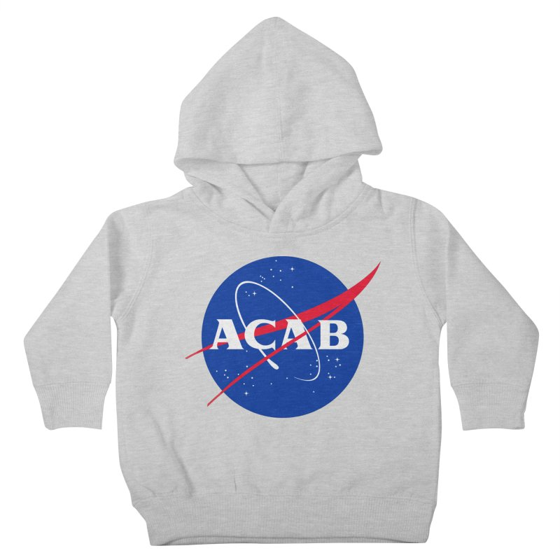 ACAB Meatball Kids Toddler Pullover Hoody by e l i z a