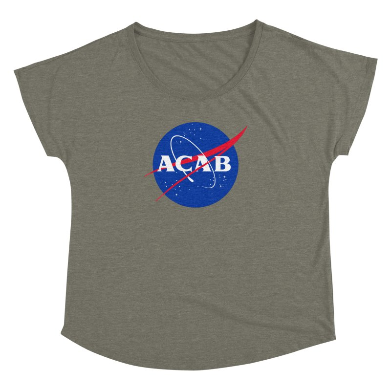 ACAB Meatball Women's Dolman by e l i z a