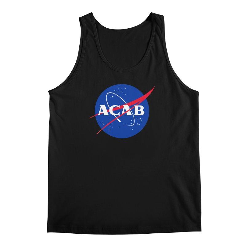 ACAB Meatball Men's Tank by e l i z a