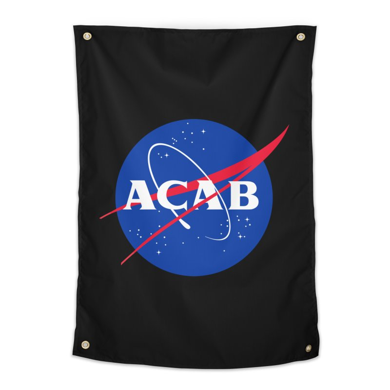 ACAB Meatball Home Tapestry by e l i z a
