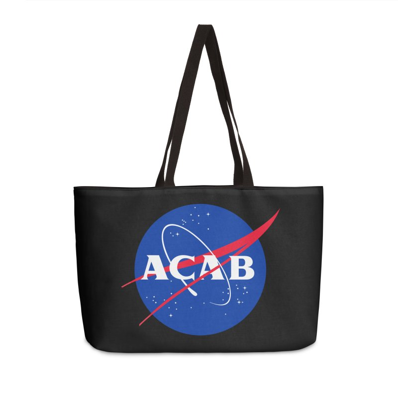 ACAB Meatball Accessories Weekender Bag Bag by e l i z a