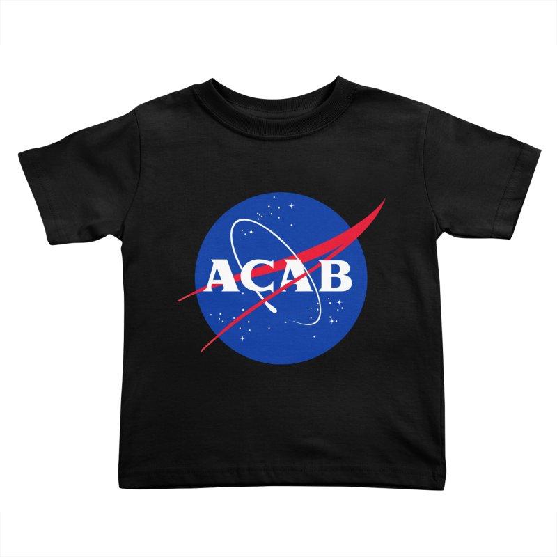 ACAB Meatball Kids Toddler T-Shirt by e l i z a
