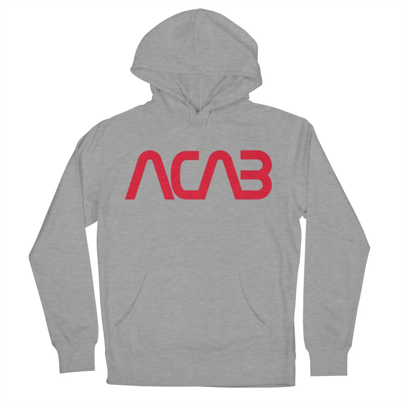 ACAB Worm Men's Pullover Hoody by e l i z a