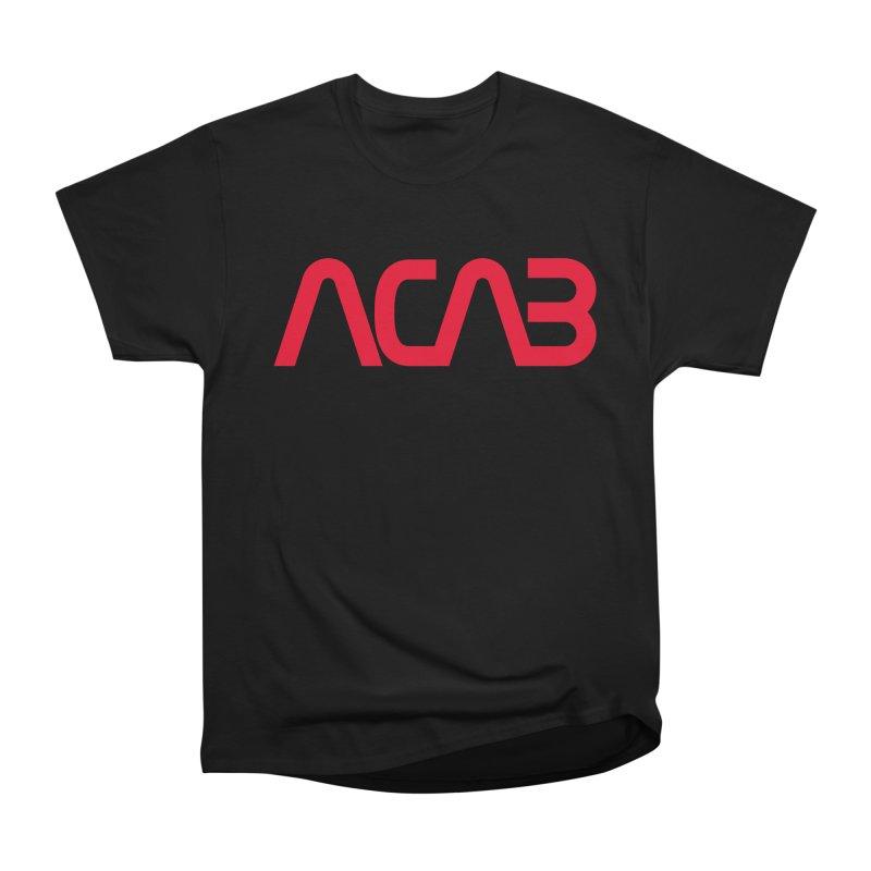 ACAB Worm Women's Classic Unisex T-Shirt by e l i z a