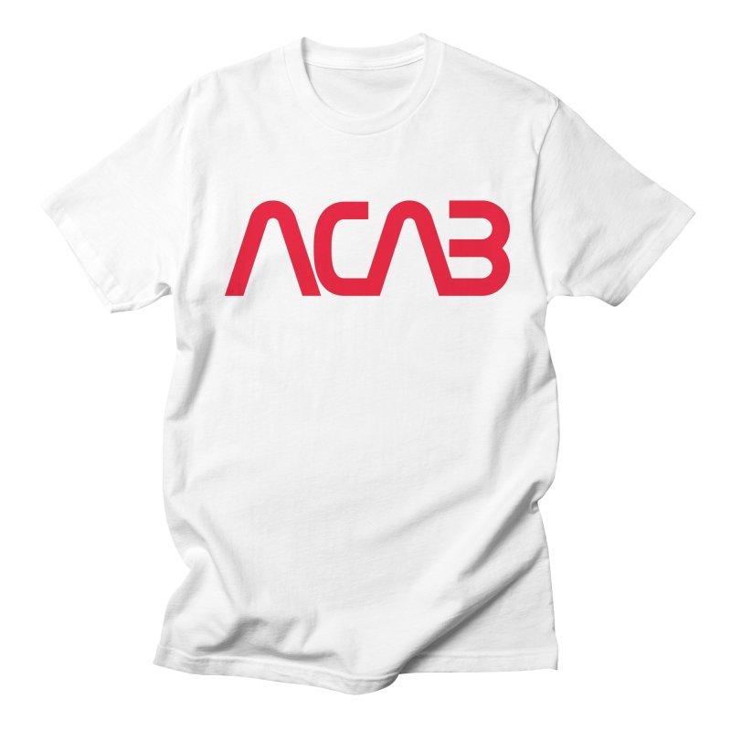 ACAB Worm Men's T-Shirt by e l i z a