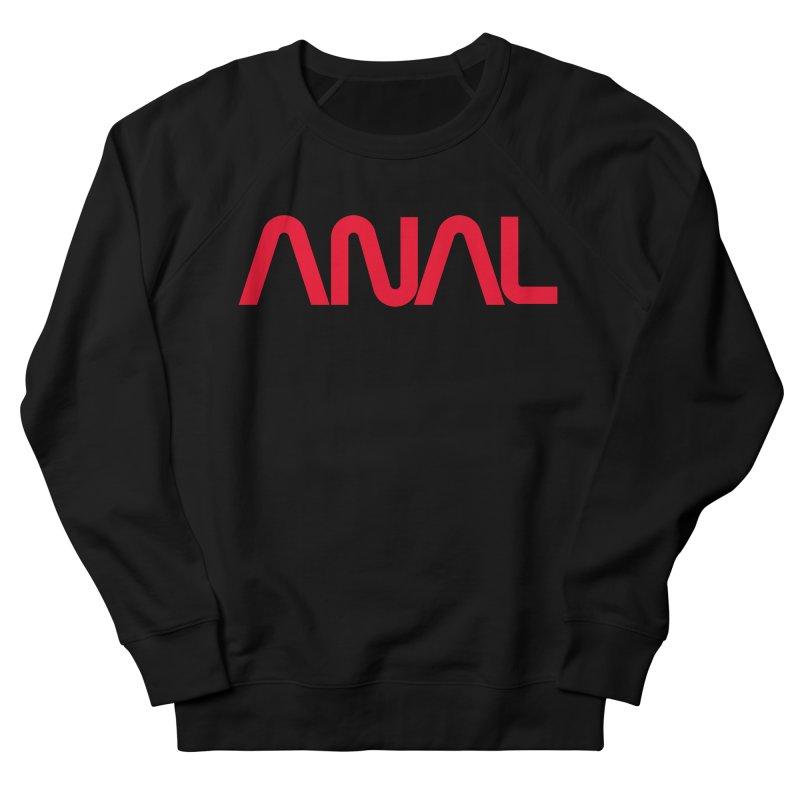 ANAL Worm Men's Sweatshirt by e l i z a