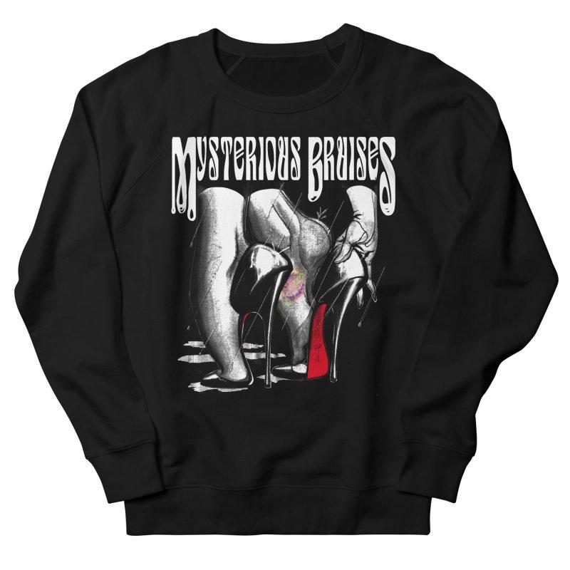 It Can't Rain All the Time (Black Shirt) Women's Sweatshirt by e l i z a
