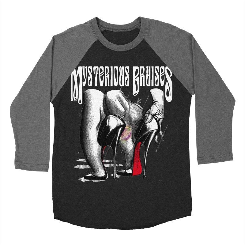 It Can't Rain All the Time (Black Shirt) Men's Baseball Triblend T-Shirt by e l i z a