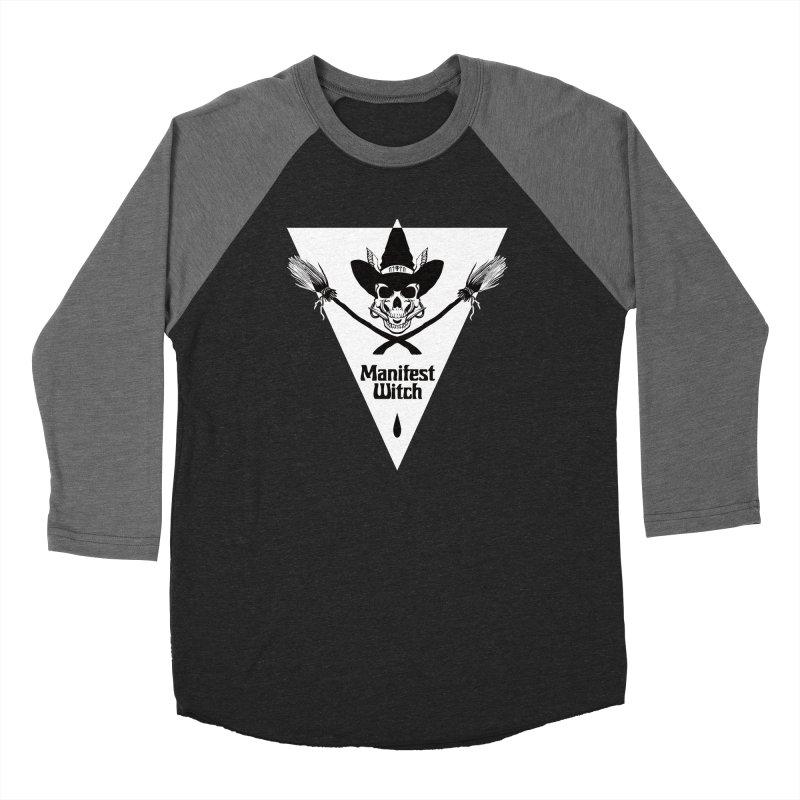 [MANIFEST WITCH] Black Shirt Women's Longsleeve T-Shirt by e l i z a