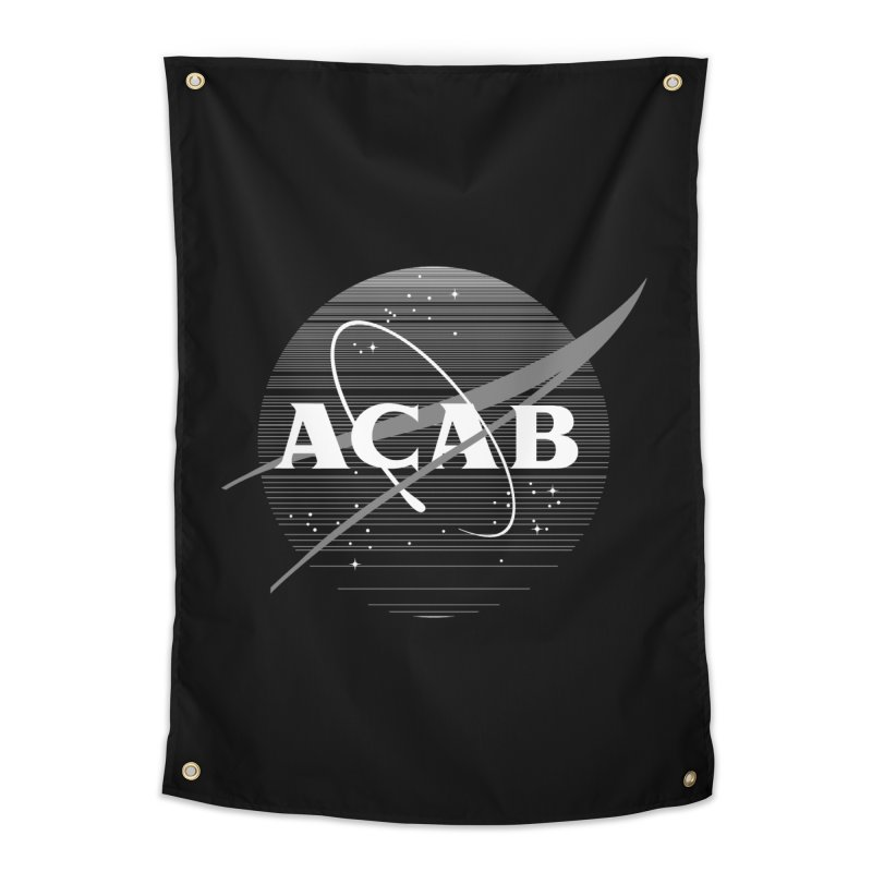ACAB Meatball for Goths Home Tapestry by e l i z a