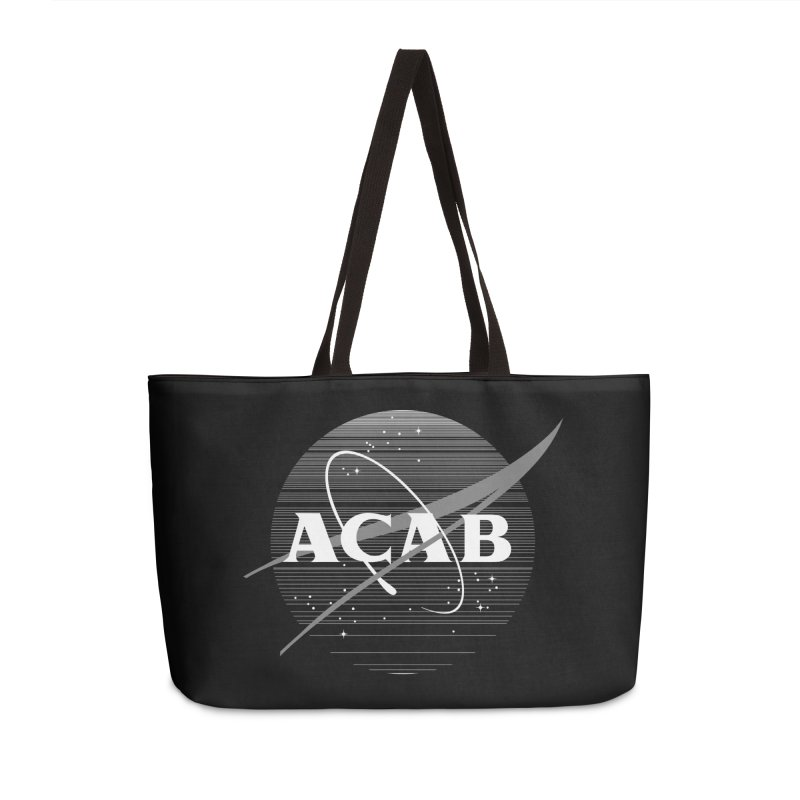 ACAB Meatball for Goths Accessories Weekender Bag Bag by e l i z a