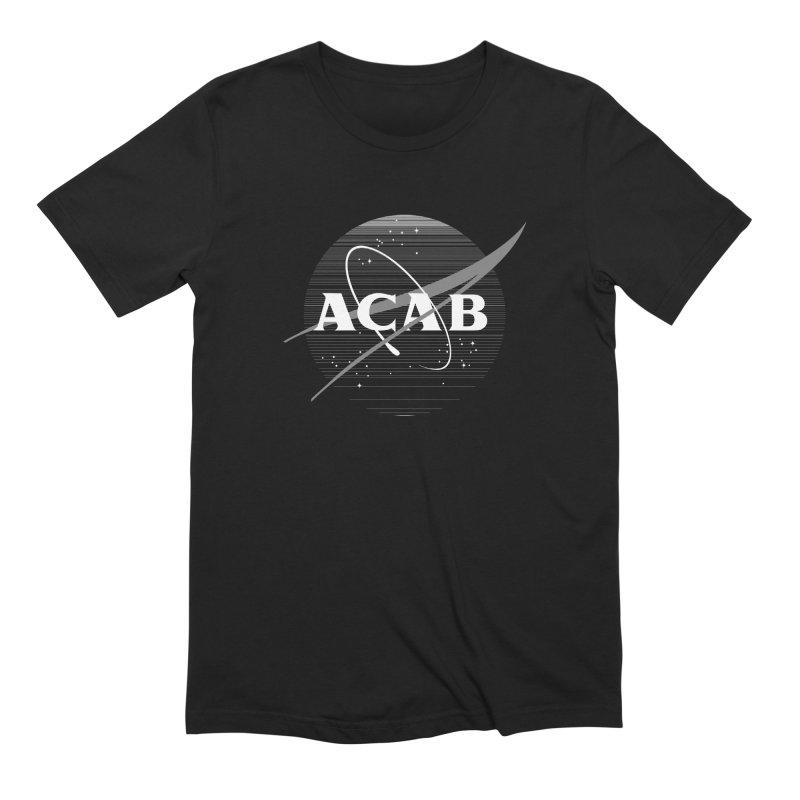 ACAB Meatball for Goths Men's Extra Soft T-Shirt by e l i z a