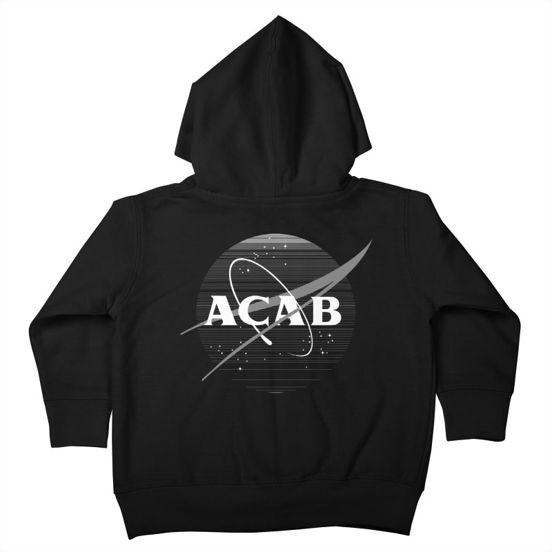 ACAB Meatball for Goths Kids Toddler Zip-Up Hoody by e l i z a