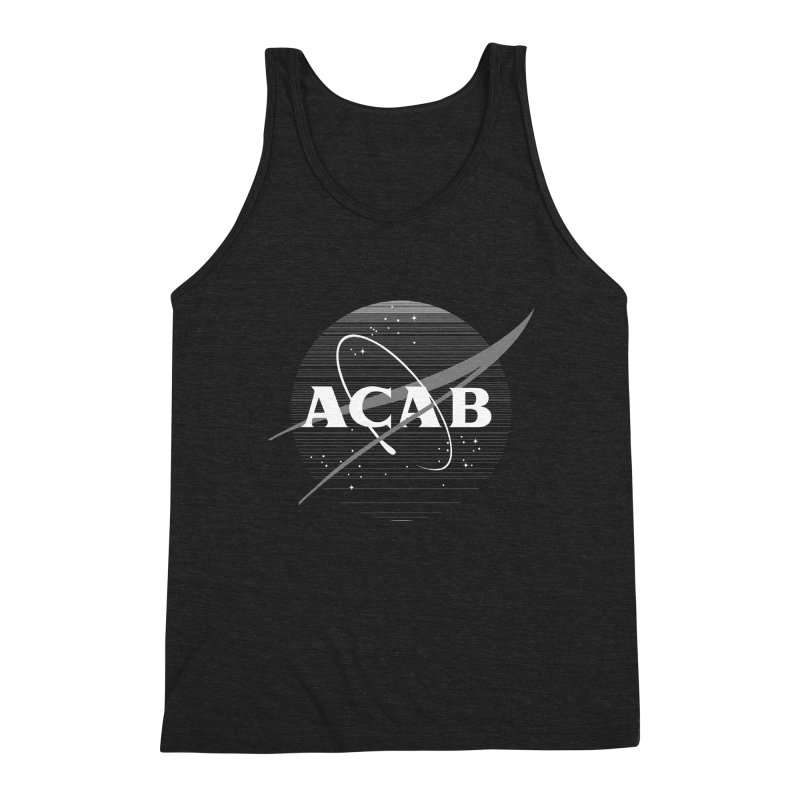 ACAB Meatball for Goths Men's Tank by e l i z a