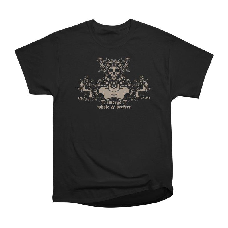 [EMERGE WHOLE & PERFECT] Women's T-Shirt by e l i z a