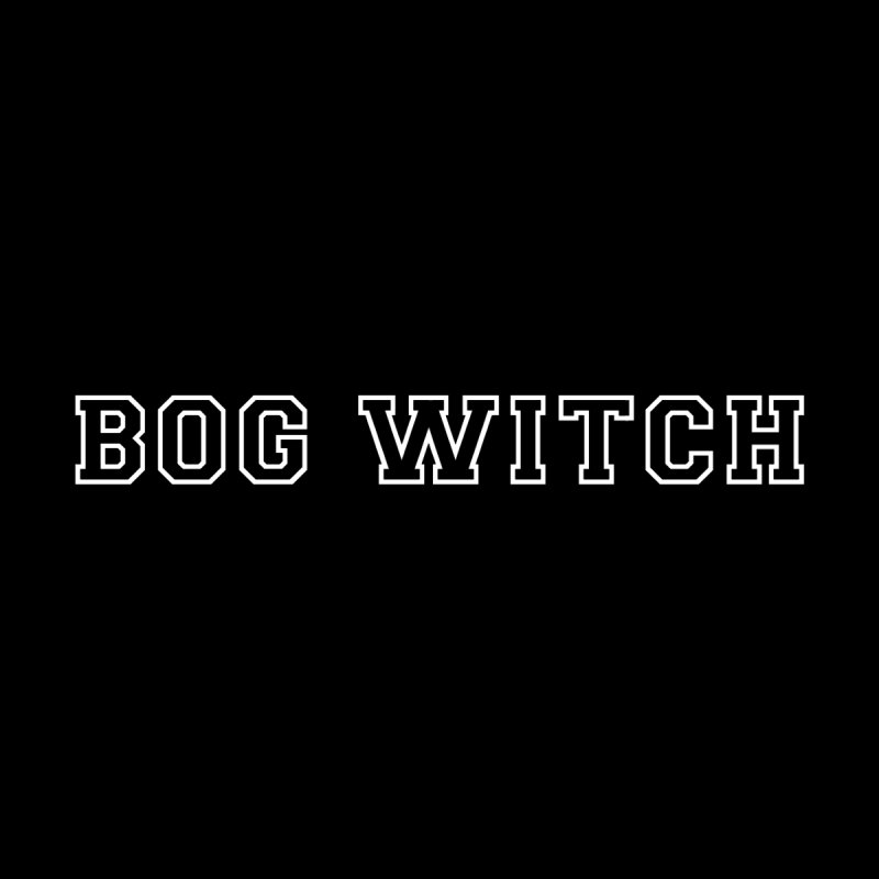 Bog Witch Women's T-Shirt by e l i z a