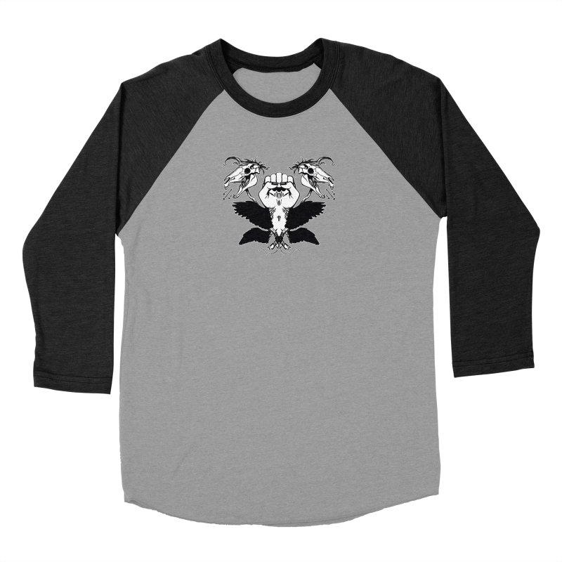 [LEFT HAND FIST] Men's Longsleeve T-Shirt by e l i z a