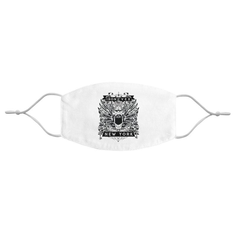 Iron Vex MC Accessories Face Mask by elizabethknox's Artist Shop