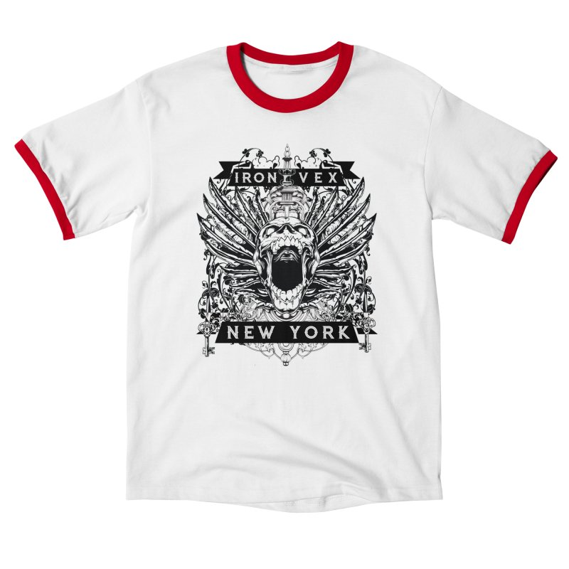 Iron Vex MC Men's T-Shirt by elizabethknox's Artist Shop