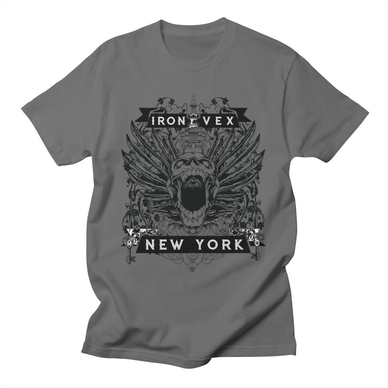 Iron Vex MC Men's T-Shirt by elizabethknox's Artist Shop