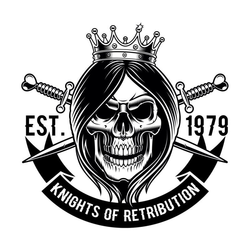 Knights of Retribution MC Men's Tank by elizabethknox's Artist Shop