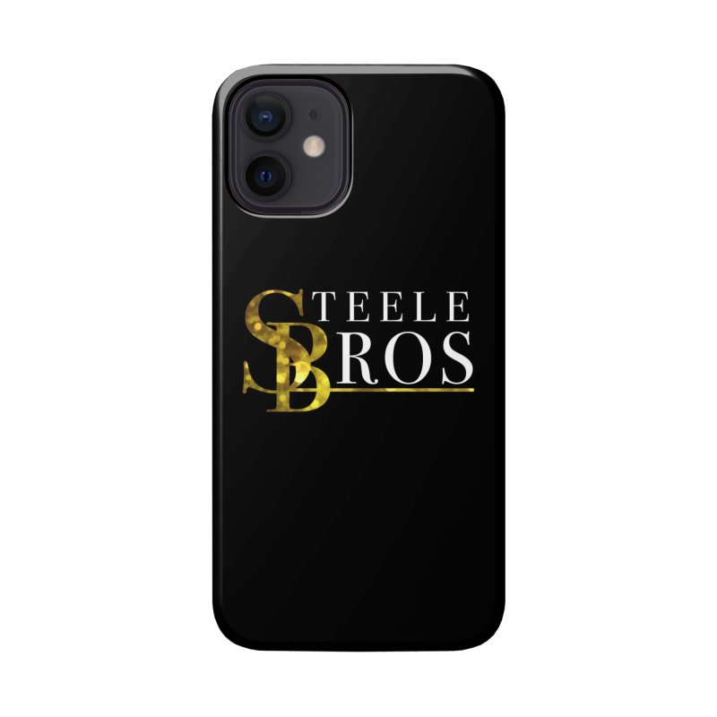 Steele Bros Accessories Phone Case by elizabethknox's Artist Shop