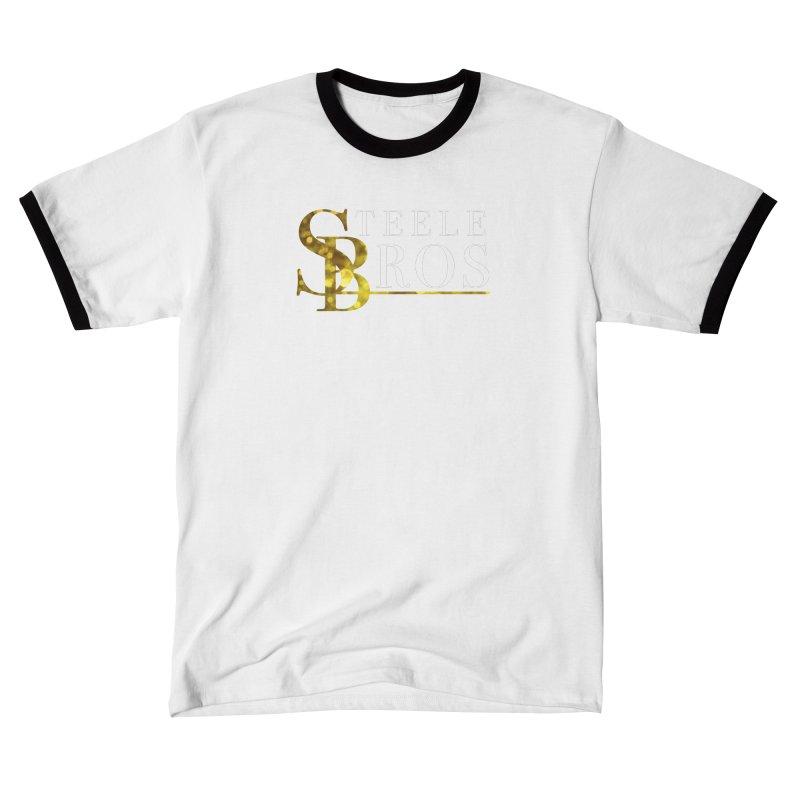 Steele Bros Men's T-Shirt by elizabethknox's Artist Shop