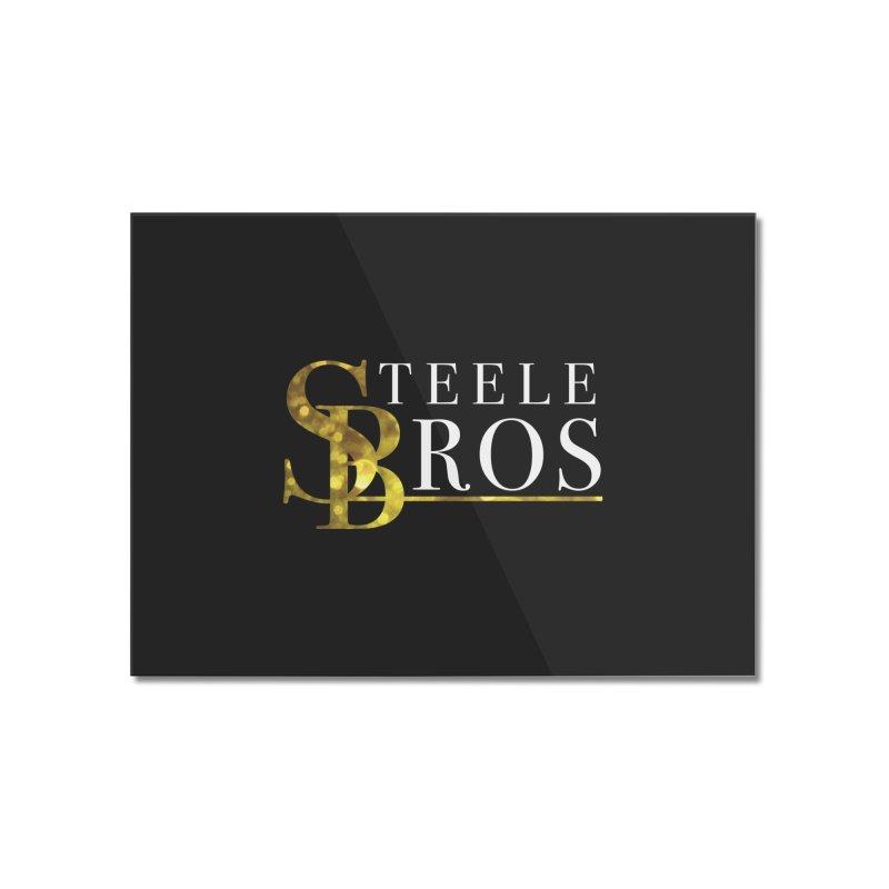 Steele Bros Home Mounted Acrylic Print by elizabethknox's Artist Shop
