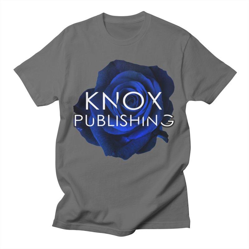 Knox Publishing Men's T-Shirt by elizabethknox's Artist Shop