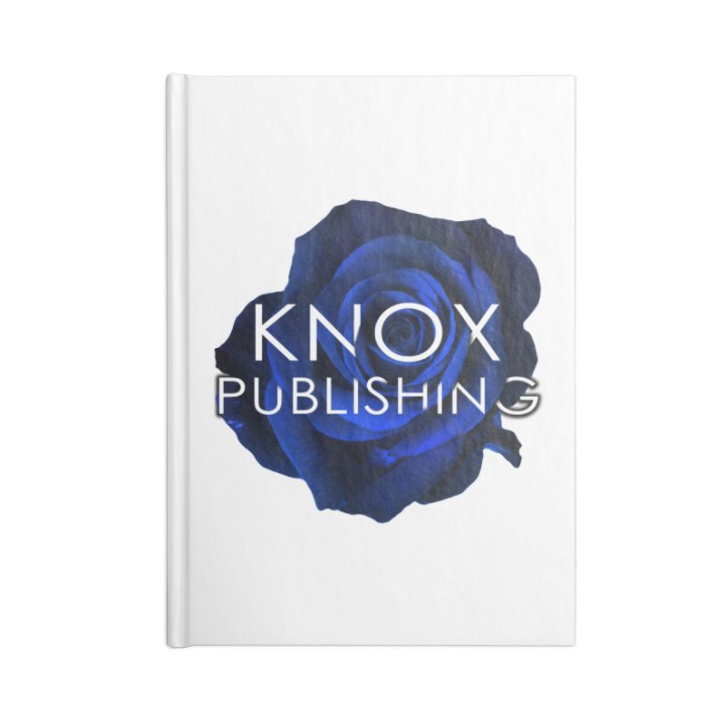 Knox Publishing Accessories Notebook by elizabethknox's Artist Shop