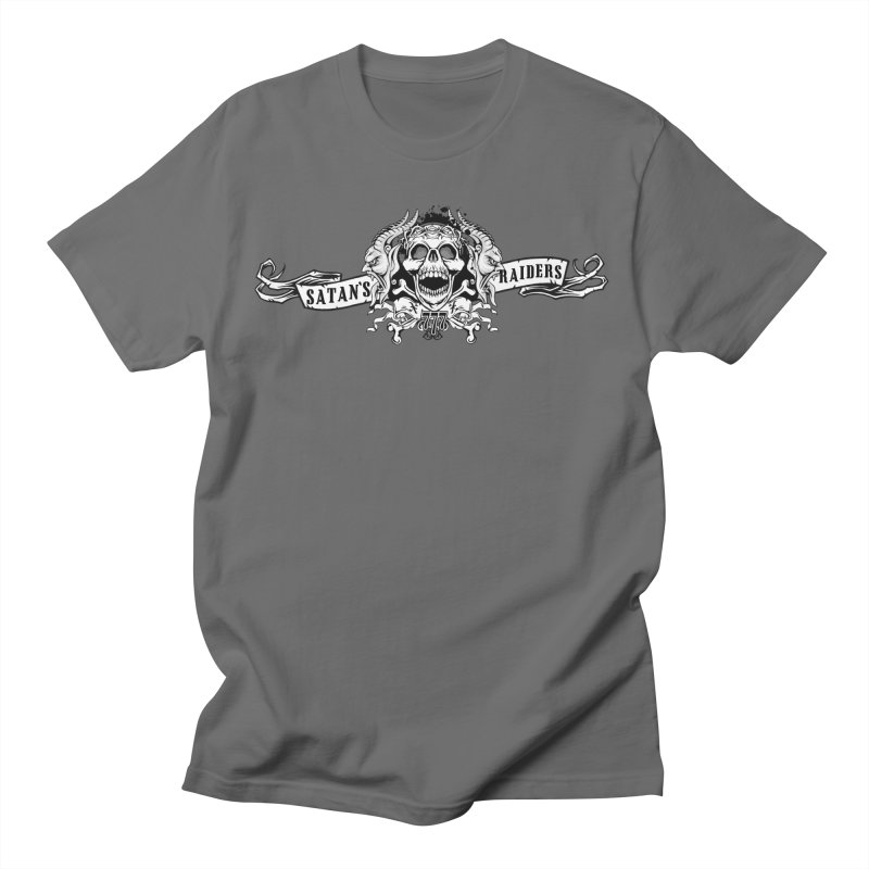 Satan's Raiders MC Men's T-Shirt by elizabethknox's Artist Shop