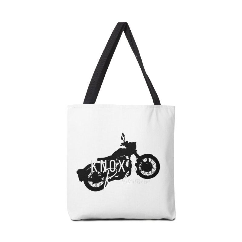 Knox's Riders Accessories Bag by elizabethknox's Artist Shop