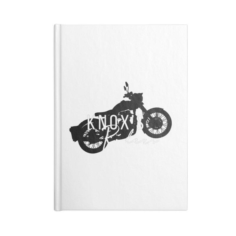 Knox's Riders Accessories Notebook by elizabethknox's Artist Shop