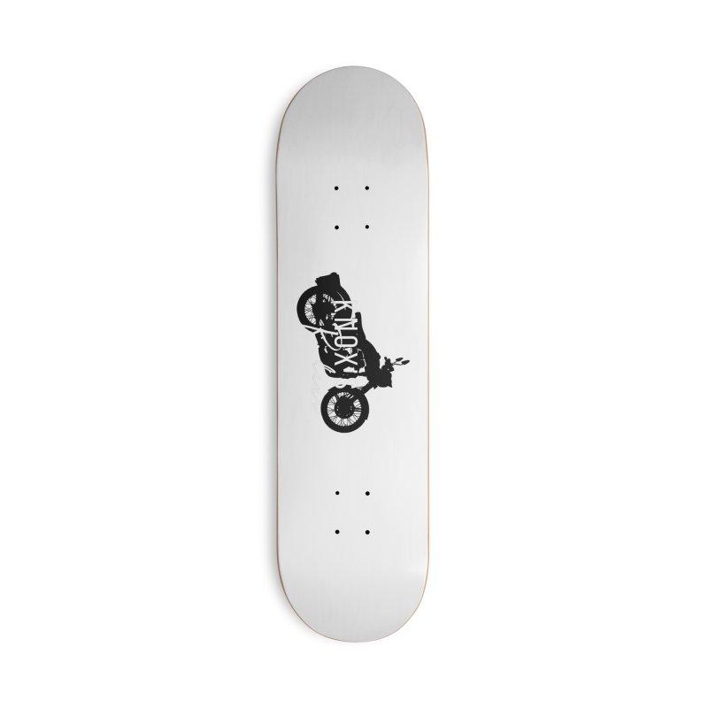 Knox's Riders Accessories Skateboard by elizabethknox's Artist Shop