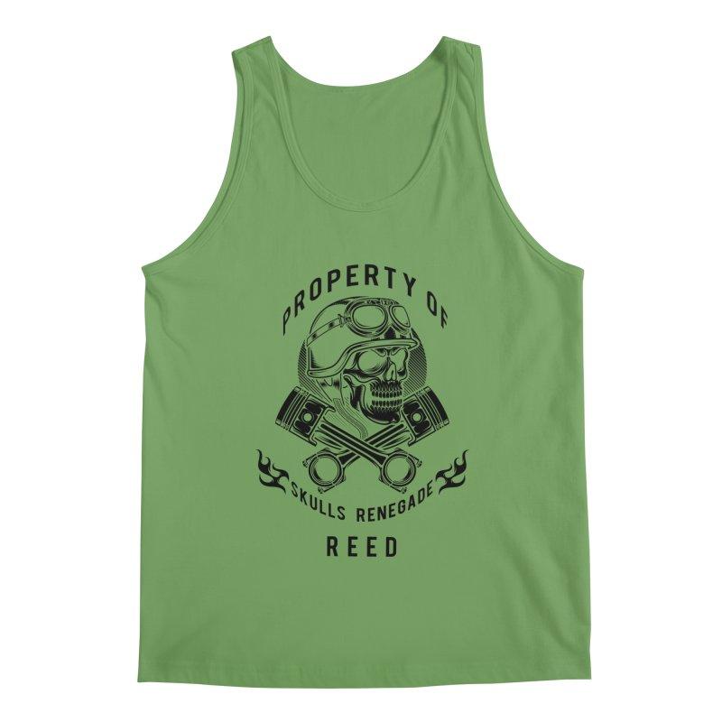 Property of Reed Men's Tank by elizabethknox's Artist Shop