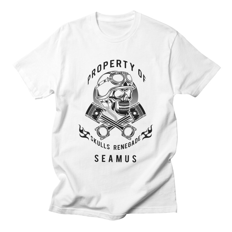 Property of Seamus Men's T-Shirt by elizabethknox's Artist Shop
