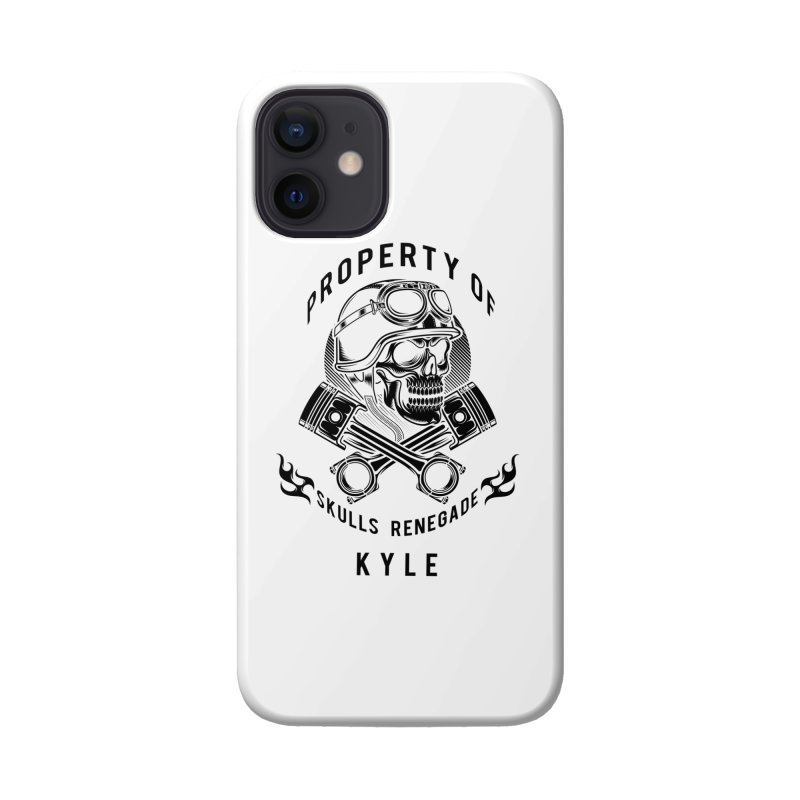 Property of Kyle Accessories Phone Case by elizabethknox's Artist Shop