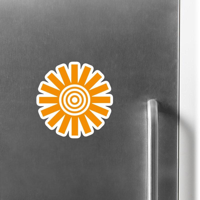 Sun Spun Accessories Magnet by elizabethreay's Artist Shop