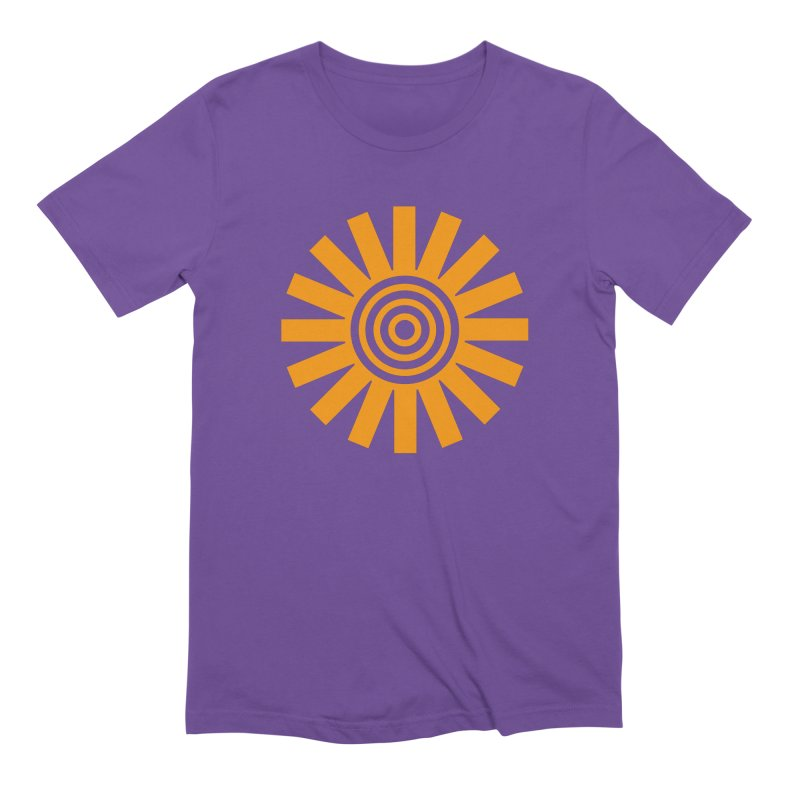 Sun Spun Men's Extra Soft T-Shirt by elizabethreay's Artist Shop