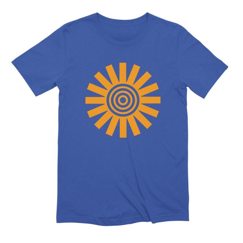 Sun Spun Men's T-Shirt by elizabethreay's Artist Shop