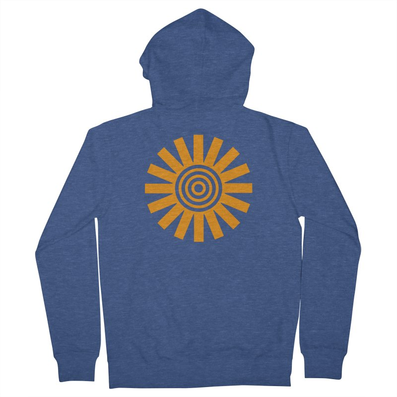 Sun Spun Women's French Terry Zip-Up Hoody by elizabethreay's Artist Shop