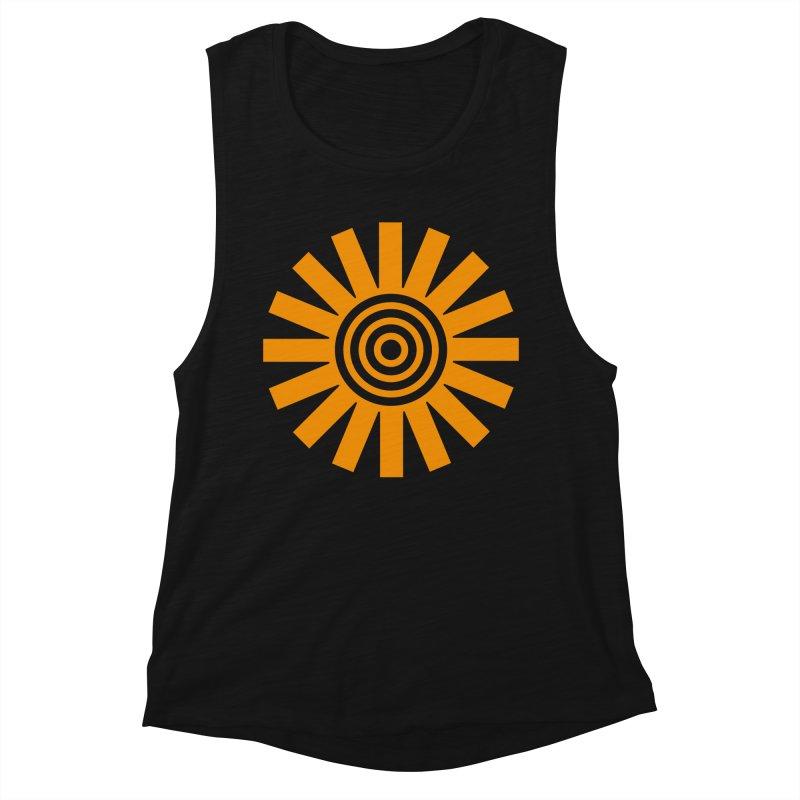 Sun Spun Women's Tank by elizabethreay's Artist Shop