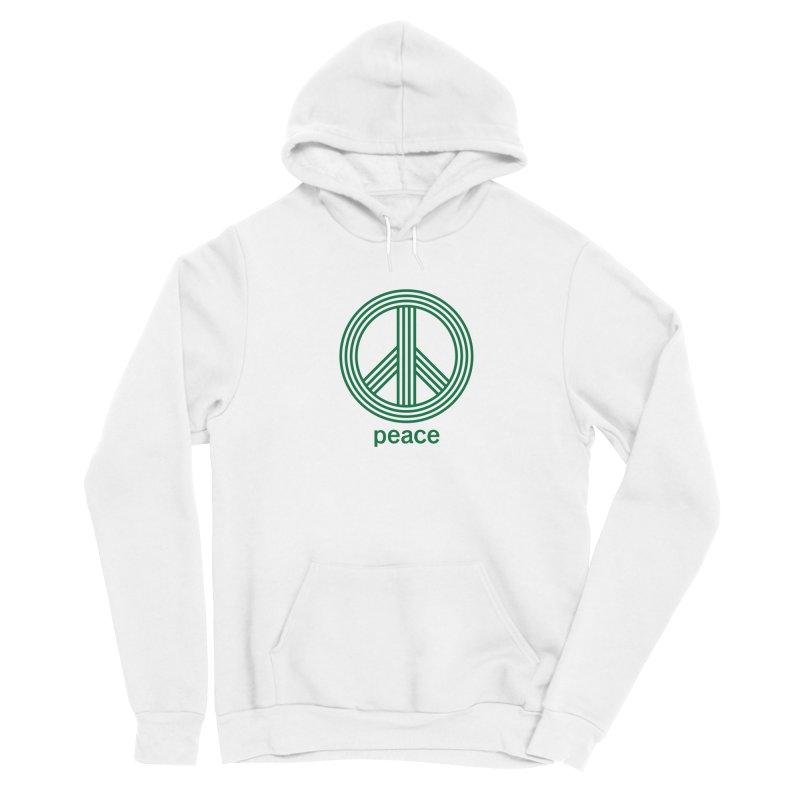 Peace Men's Pullover Hoody by elizabethreay's Artist Shop