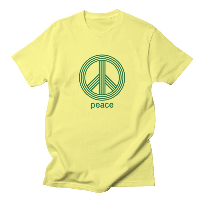 Peace Women's T-Shirt by elizabethreay's Artist Shop