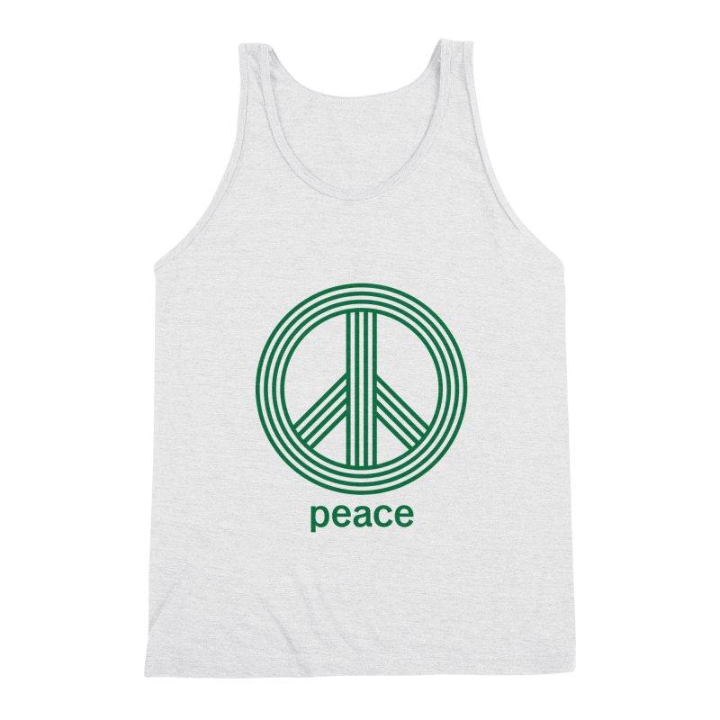 Peace Men's Tank by elizabethreay's Artist Shop