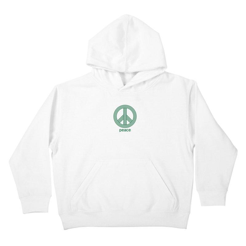 Peace Kids Pullover Hoody by elizabethreay's Artist Shop